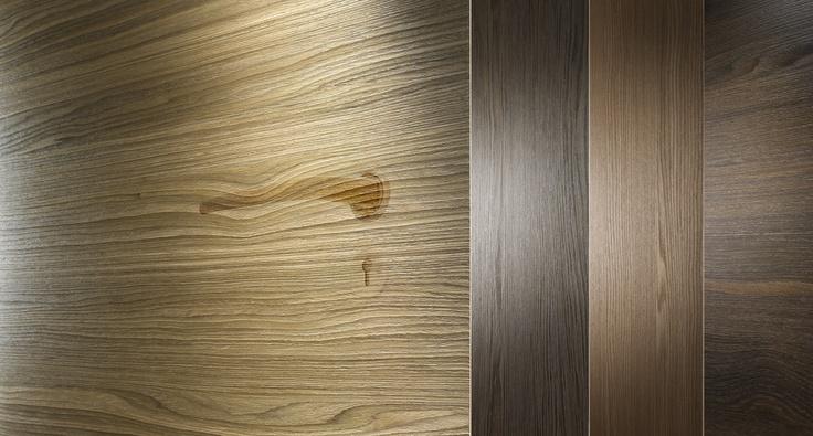 Doors Panel in Alpi Wood