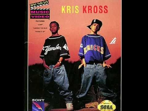 Kriss Kross (ft Sean Paul) Jump (remix)