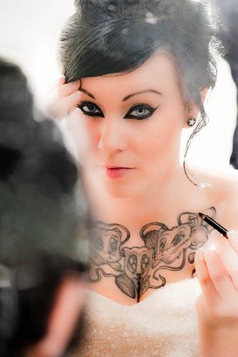 Gothic Wedding Makeup : Gothic Wedding Makeup www.imgarcade.com - Online Image ...