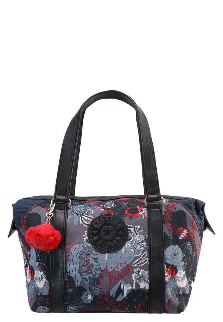 Collezione borse Kipling Autunno Inverno 2016-2017 - Handbag con stampa Kipling