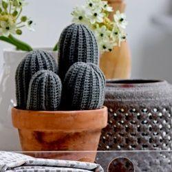 Kaktus - Hæklet