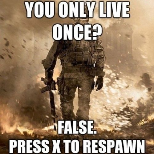 Gamers have multiple lives ⠀ ➕Follow us @igwelovegaming⠀ 👇Tag your gamer friend⠀ 📲Turn on post notifications!⠀ ⠀                       THANK YOU!🤚⠀ ⠀ #welovegaming #igwelovegaming #consolegamer #pcmasterrace #pcgamer #pcgaming101 #gamingpc #videogame #videogames #videogaming #consolegaming #onlinegaming #gamersofinstagram #gamermeme⠀ #gamer #gaming #instagaming #instagamer #gamestagram #instagame #playinggames #videogameaddict #gamerlife #gamer4life