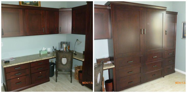 Murphy Beds Bradenton Fl : Our customer from bradenton florida chose the bedder way