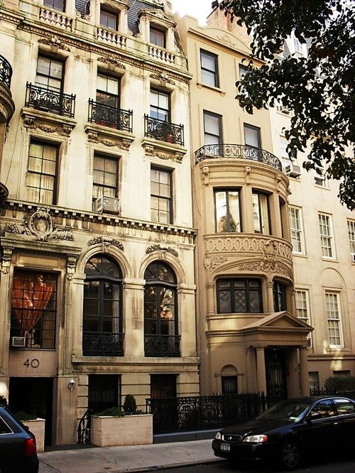 17 best images about traditional townhomes on pinterest for Upper west side townhouse for sale