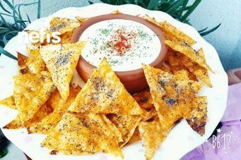 Hakiki Doritos Cips (Ketçaplı) Tarifi