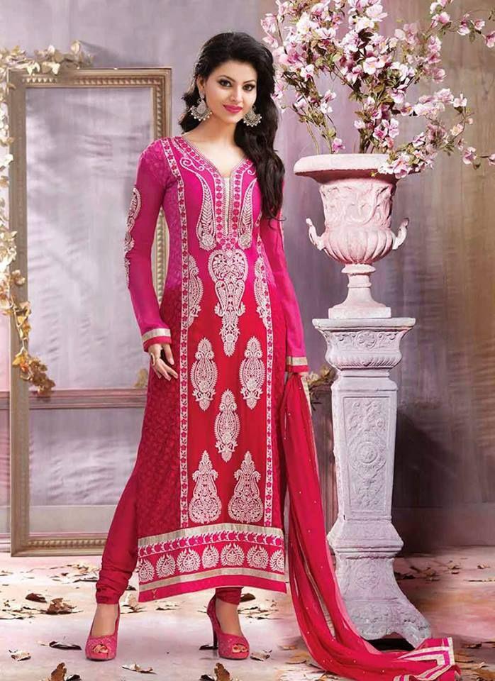 Mejores 42 imágenes de Pakistani Suits en Pinterest | Trajes ...