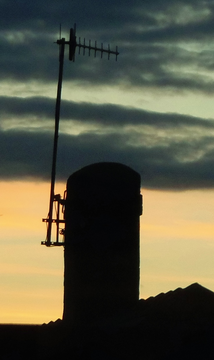 random chimney in Burnley...