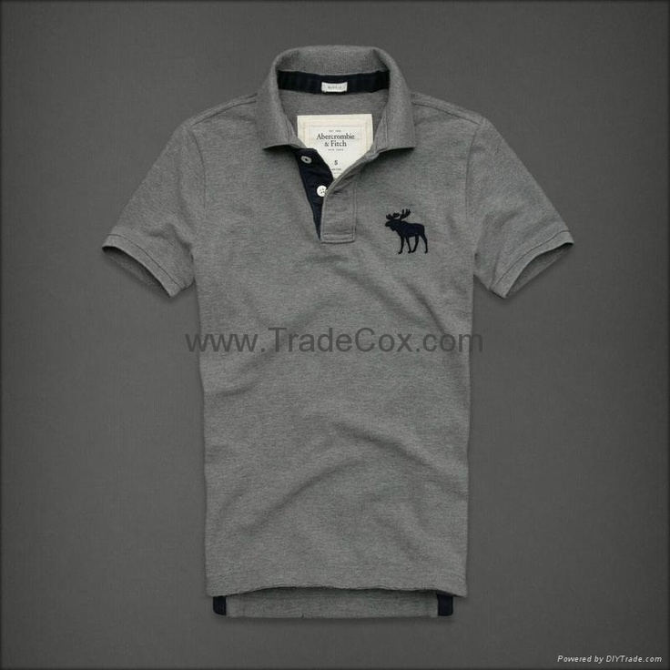 ABERCROMBIE & FITCH MEN POLO