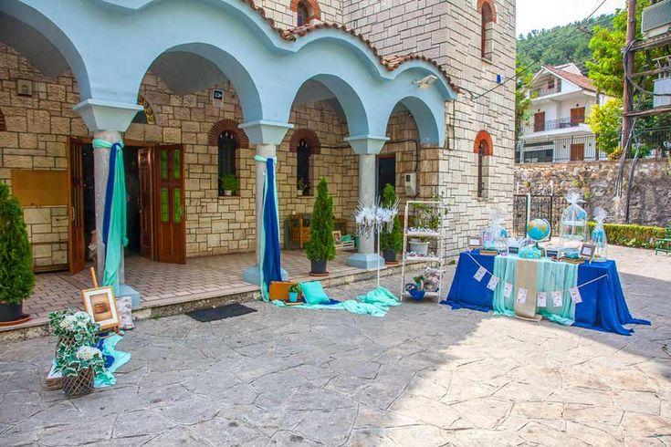 Στολισμός Βάπτισης-Candy Bar ,Ν. Ιωαννίνων,Δημιουργικό Γραφείο ΜωΒ www.gamosorganosi.gr