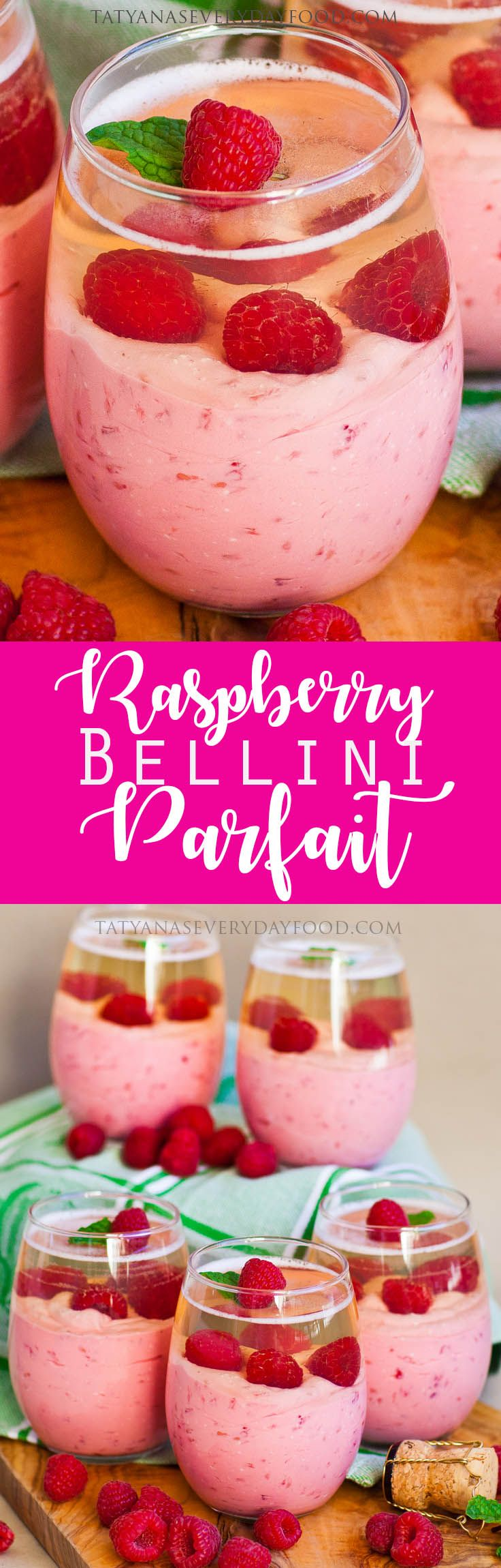 Nothing like kicking off the new year with a tasty drink, in dessert form! My 'Raspberry Bellini Mousse Parfait' tastes like the iconic drink, with a creamy raspberry mousse layer topped off with champagne jello! It will be the hit of your New Year's Eve party, or enjoy it any time of the year! This […]