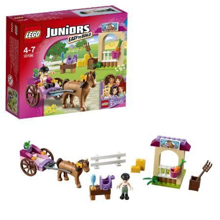 LEGO Lego Juniors 10726 Карета Стефани