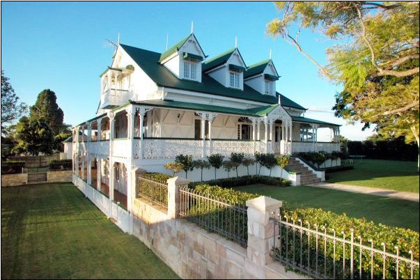 Image result for historic houses of hamilton brisbane