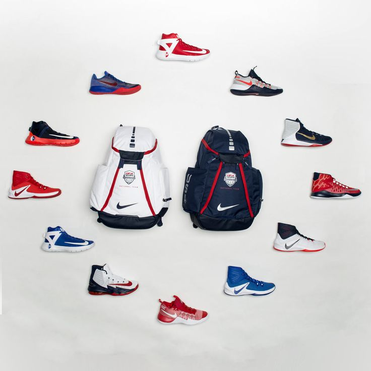 Show your patriotic pride with Nike gear.