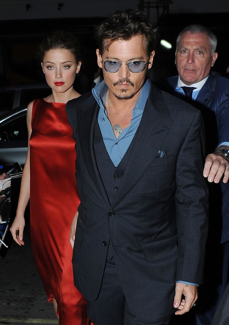 Johnny Depp and bisexual fiancee Amber Heard are getting married