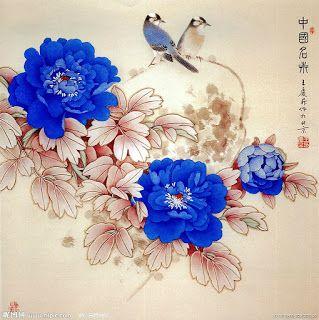 Коллекция картинок: Китайские пионы