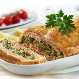 Salmon en croûte recipes - #PinthePerfect #MaryBerry