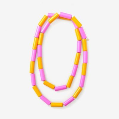 Jump-Around Necklace #katespadeny #popofcolor