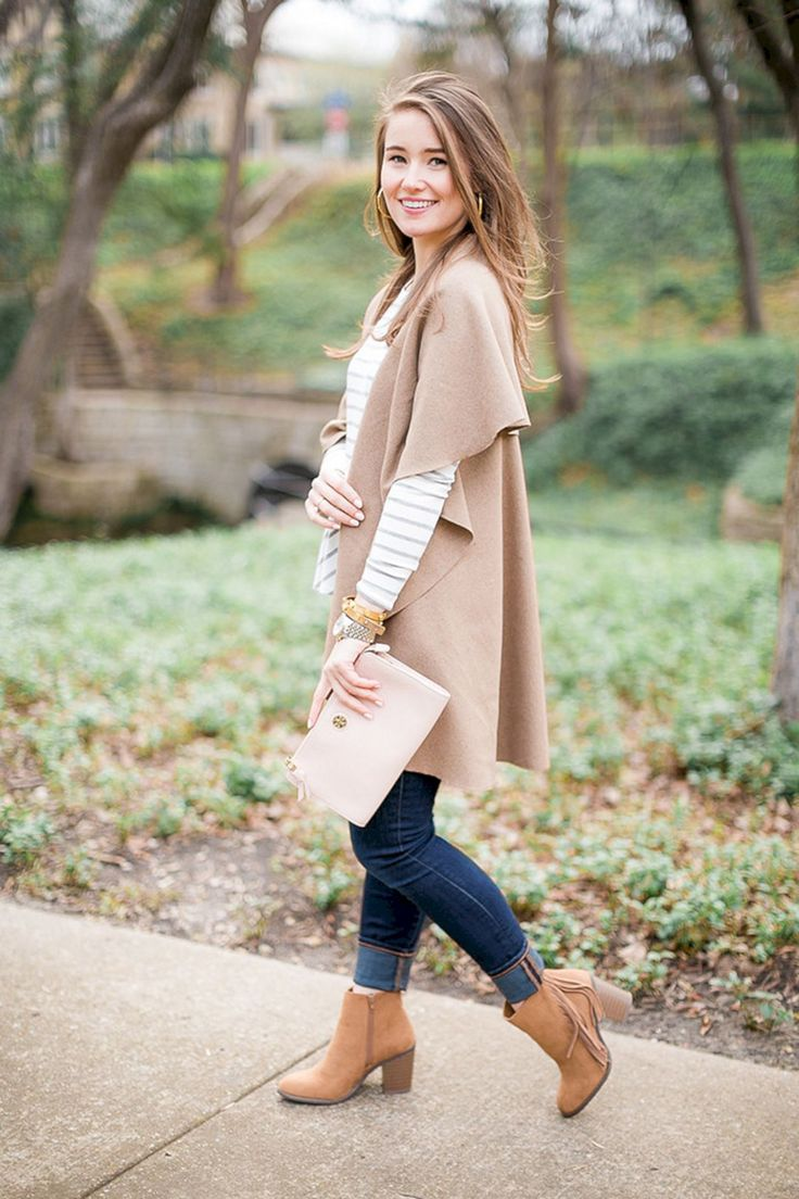 Adorable Top 25+ Beautiful 50 Degree Weather Outfit Ideas For Women Cozy Outfits https://www.tukuoke.com/top-25-beautiful-50-degree-weather-outfit-ideas-for-women-cozy-outfits-17765
