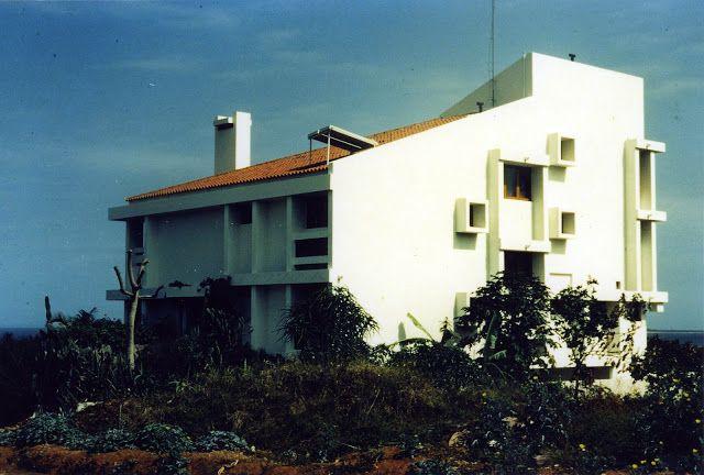 Stiloguedes XXIX - Palácios Euclidianos - Residência Boesch de 1968