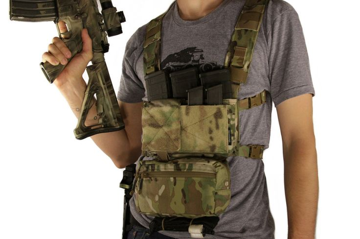 Spiritus Systems Micro Fight Chest Rig System MK 2 (5.56)