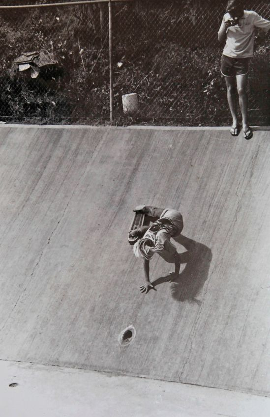 "zephyrboyss: "" jay adams, circa 1975 in Hawaii """