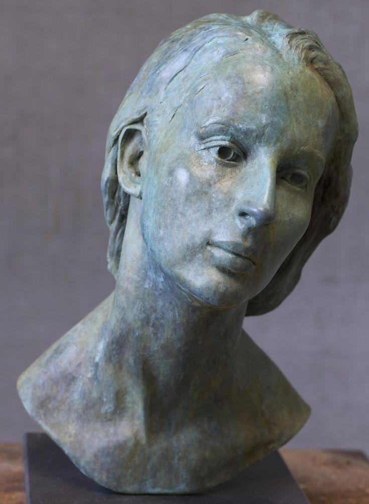 Lotta Blokker   IMPRESSIONS AMBER 2007 Bronze   Kunst en ...