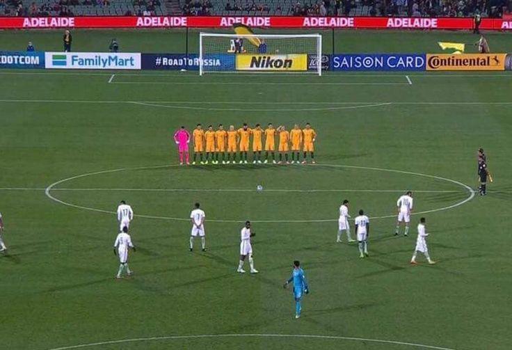 Συγγνώμη από την Σαουδική Αραβία για τους ποδοσφαιριστές που δεν σεβάστηκαν την ενός λεπτού σιγή