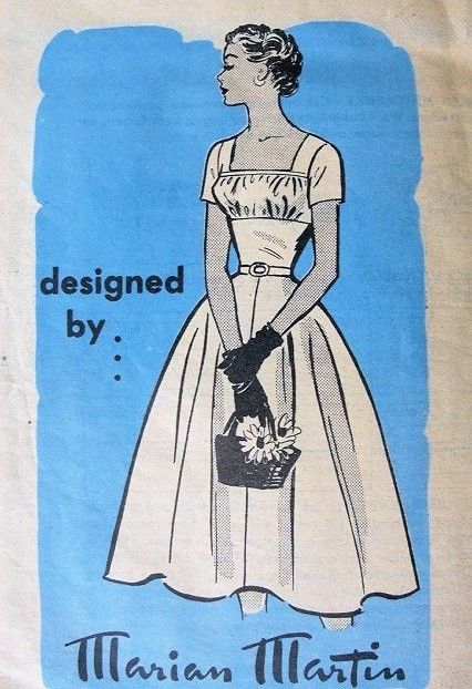 913 Best Images About Vintage Sewing Patterns On
