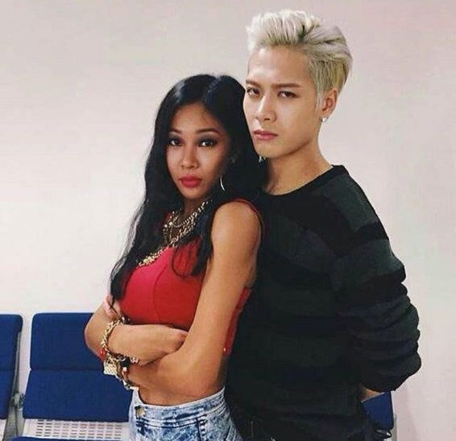 My two faves  Jessi & Jackson