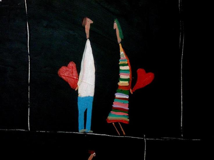 """#Art Felipe Gimenez """"Algo esta por comenzar"""""""