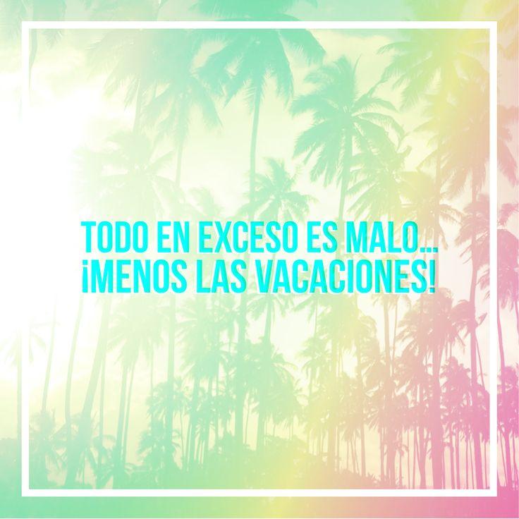 #Frases #Teens #Vacaciones