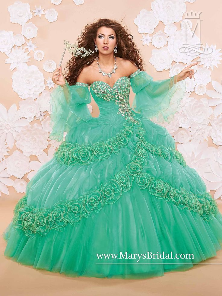 Mary S Jade Lilac Quinceanera Dresses 2015 New Sweetheart