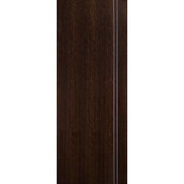 Walnut doors, new & different, the Sierra Flush Walnut Door is Fully PreFinished  #flushdoors #walnutdoors #directdoors