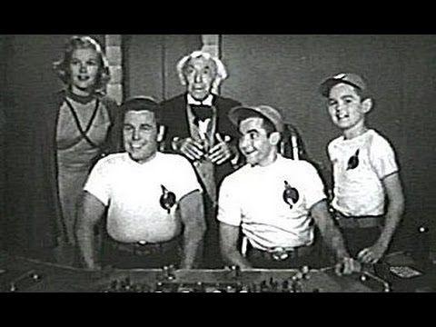 ROCKY JONES, SPACE RANGER FULL MOVIE - 1954