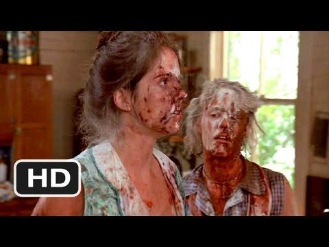 Fried Green Tomatoes Movie Clip - Ruth & Idgie food fight