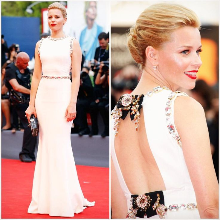 """""""VENICE FILM FESTIVAL: Day 1  Elizabeth Banks in Dolce & Gabbana  Who had one of their best red carpet moments to date and which fashionable actress failed…"""""""