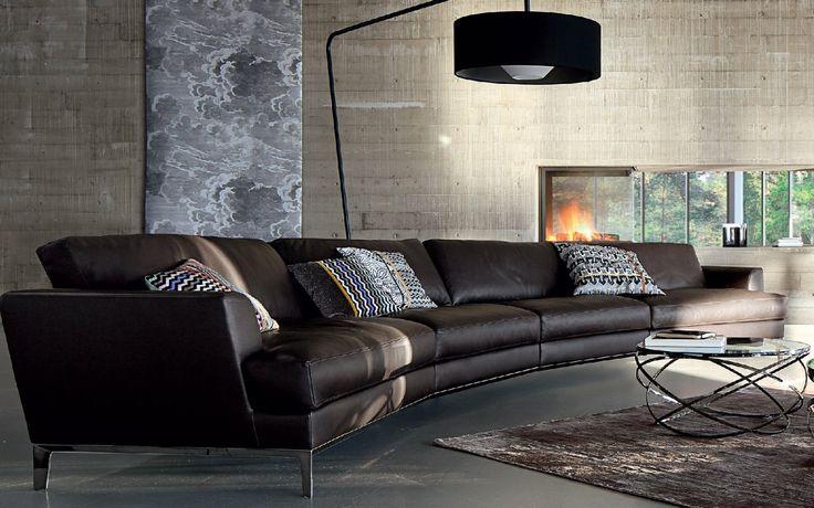 Impact Sofa Sacha Lakic Design For Roche Bobois
