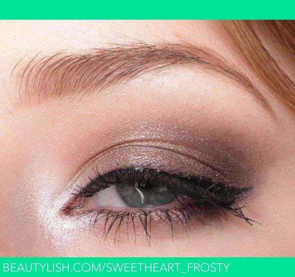 MAC Satin Taupe Smokey Eye | Forrest G.'s (sweetheart_frosty) Photo | Beautylish