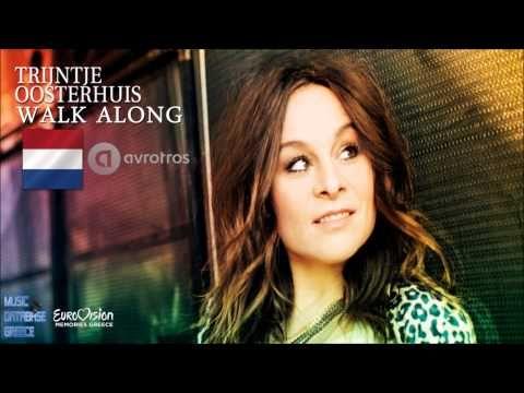 Trijntje Oosterhuis - Walk Along (Eurovision 2015 The Netherlands) [STUD...