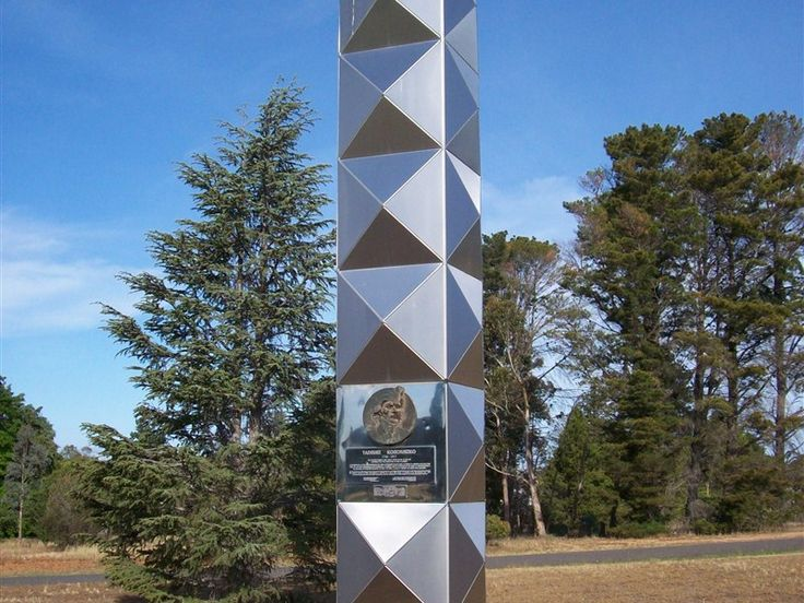 kosciuszko tadeusz | Tadeusz Kosciuszko Monument | Cooma Things to Do