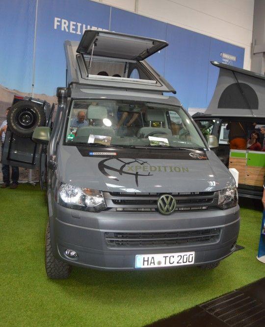 The Terracamper VW T5 Kombi Terock. One veedub I'd love to own