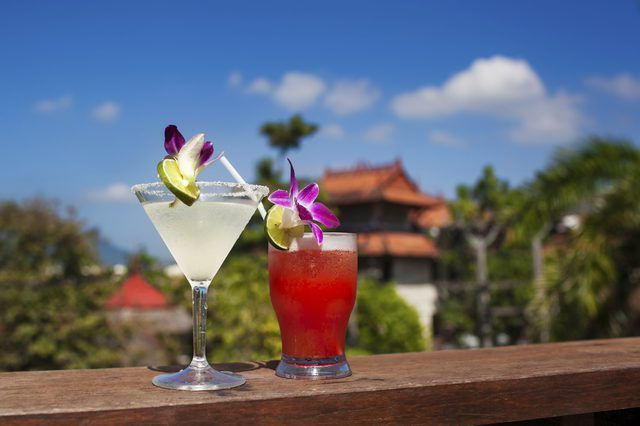 At your next get-together, your non-drinking guests and designated drivers, as well as the younger set, will appreciate a virgin mai tai. It's non-alcoholic and a whole lot...