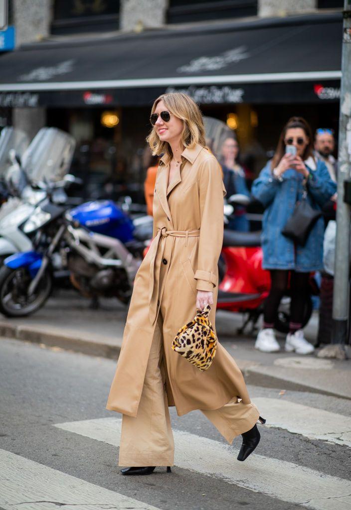 Monochromatyczny Total Look Trend Ktory Rzadzi Na Ulicach Mediolanu Elle Pl Trendy Wiosna Lato 2019 Mo Fashion Spring Trends Outfits Fashion Week Images