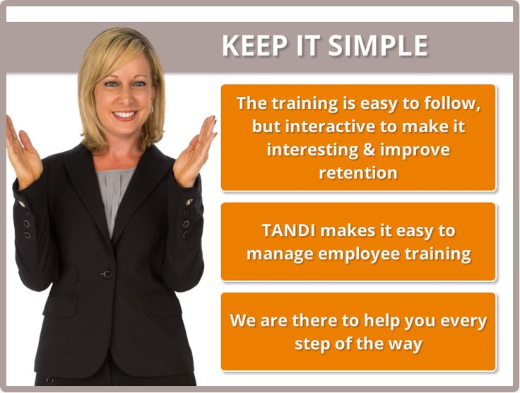 TANDI is online induction training software that helps Australian businesses provide comprehensive Employee Inductions, covering Work Health & Safety and Fair Work Australia Compliance + Critical Workplace Policies such as Code of Conduct, Confidentiality and Social Media Use.