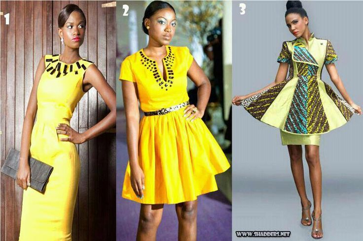 #Yellow #Dresses