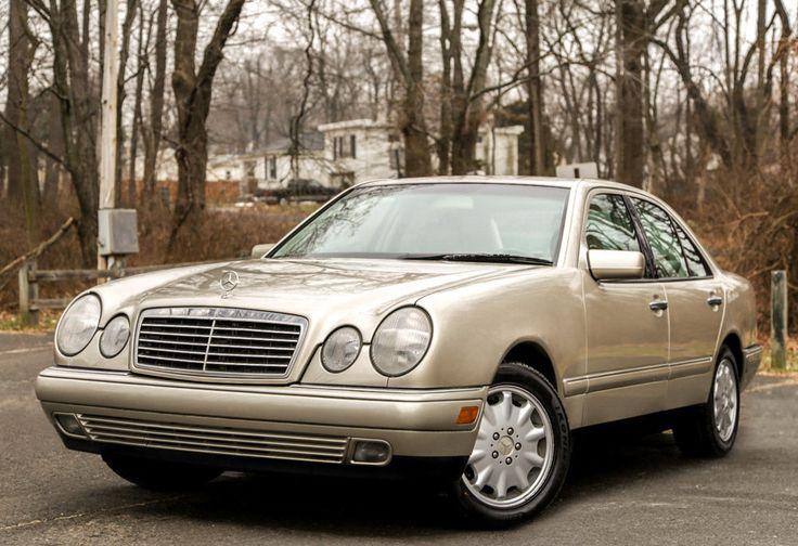 Mercedes benz e class e300 diesel ebay ebay finds for Mercedes benz 745