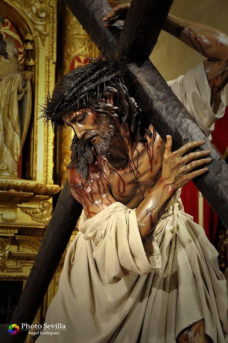 Nuestro Padre Jesús de la Misión Redentora de (Jerez de la Frontera), Fernando Murciano Abad (2012).