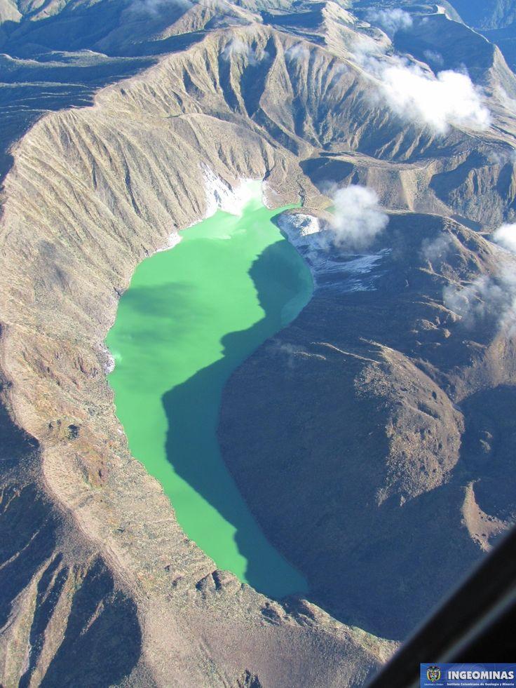 volcan azufral - Buscar con Google