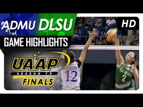 ADMU vs DLSU | Finals Game 1 | Game Highlights | UAAP 79 WV | May 2, 2017 - WATCH VIDEO HERE -> http://philippinesonline.info/trending-video/admu-vs-dlsu-finals-game-1-game-highlights-uaap-79-wv-may-2-2017/   UAAP 79 Women's Volleyball Finals Game 1: ADMU vs DLSU Game Highlights – May 2, 2017 Subscribe to ABS-CBN Sports And Action channel! –  Watch the full episodes of UAAP 79 on TFC.TV and on IWANT.TV for Philippine viewers, click:  Visit our website...