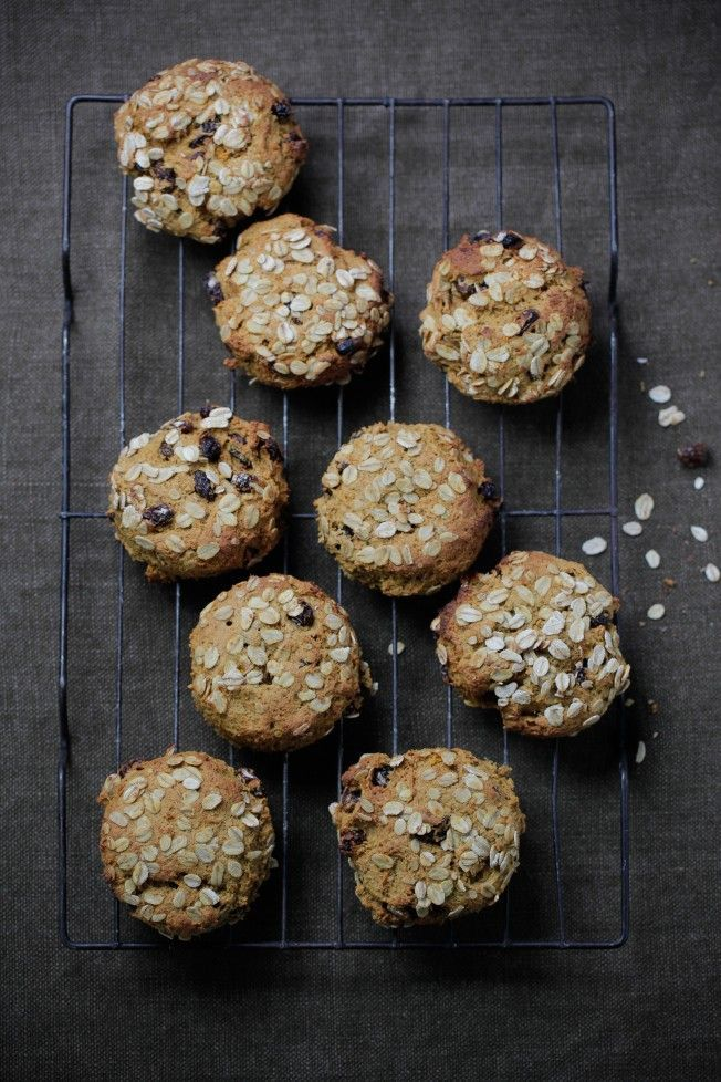 Pumpkin Scones : The Healthy Chef – Teresa Cutter